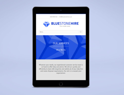 Bluestone Hire Ltd